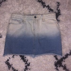 Forever 21 Girls Two Wash Skirt 13/14
